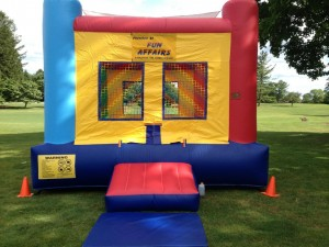 Fun Affairs inflatables bounce house