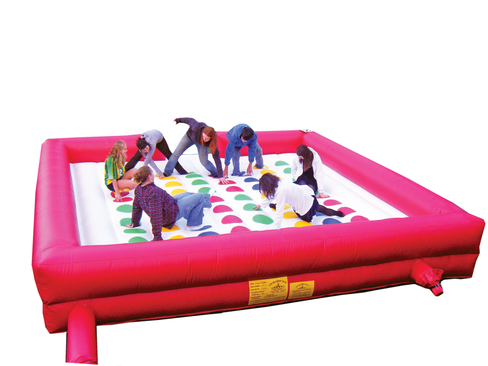 Giant Twister Inflatable